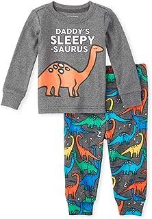 Baby Boys Dinosaur Pajama Set