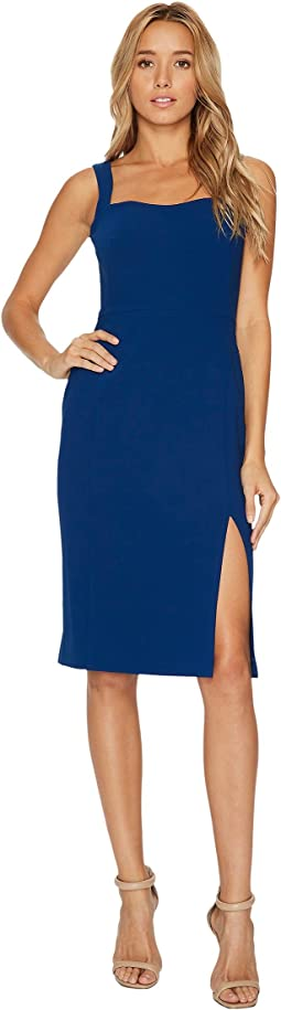 JILL JILL STUART - Sweetheart Cocktail Dress w/ Slit