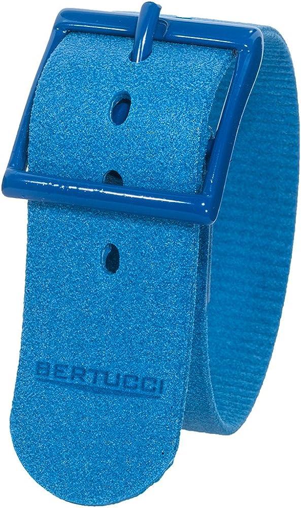 Sales Bertucci DX3 B-108 Nautical Blue Tridura Watch mm 26 Band New Shipping Free Shipping