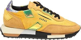 GHOUD Luxury Fashion Womens E19IRMLWSC28 Yellow Sneakers | Fall Winter 19