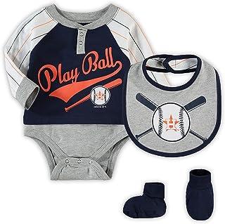 500 LEVEL Alex Bregman Houston Baseball Baby Clothes /& Onesie 3-24 Months Alex Bregman Team