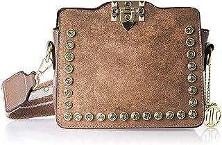 Inoui crossbody bag for women-ASN#024C-Beige