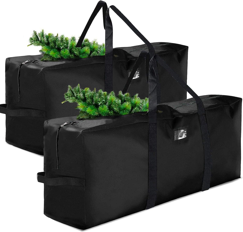 推奨 Souarts Christmas 贈答品 Tree Storage Bag Heavy Waterproof Large Extra