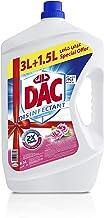 منظف الارضيات من داك - برائحة الورد، 4.5 لتر