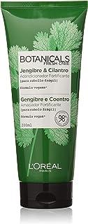 LOreal Paris Botanicals Crema Suavizante Fuente de fuerza para cabellos frágiles jengibre y cilantro - 200 ml
