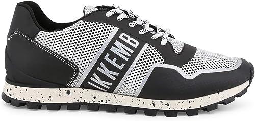 Bikkembergs Bikkembergs chaussures Basse paniers hommes Bianco (Fend-ER_2084)  meilleurs prix