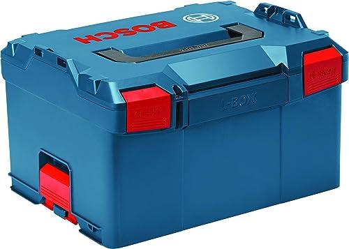 Bosch Professional L-BOXX 238 - Maletín para herramienta (volumen de carga 27,4 L, material de plástico ABS)