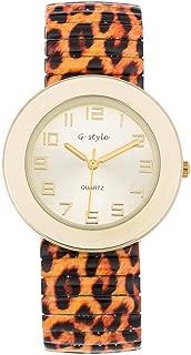 Women Watch on Sale: Elegant Fashion European Design Elastic Strap Woman Watches