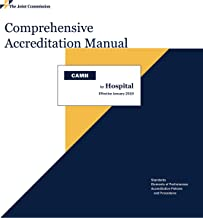 2019 Comprehensive Accreditation Manual for Hospitals (CAMH)