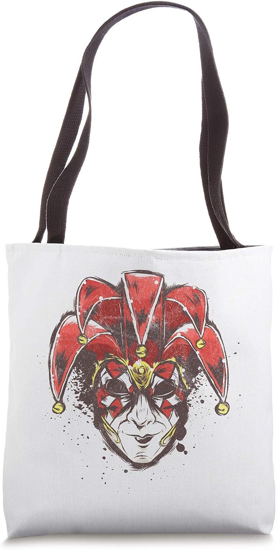 Beautiful Venice Carnival Mask Venetian Style Tote Bag