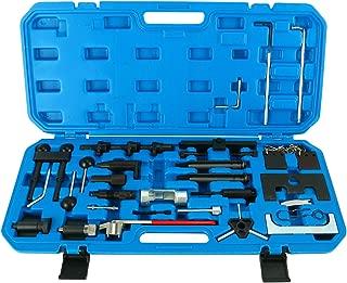 8MILELAKE Engine Belt Adjust Locking Timing Tool Kit Compatible for Audi VW VAG Petrol Diesel Set