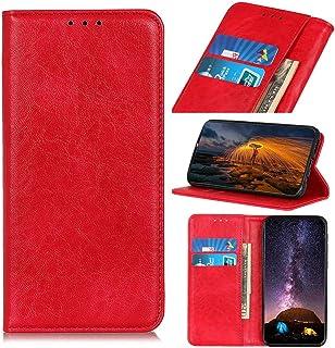 LODROC Lederen Portemonnee Case voor Huawei Honor 30, [Kickstand Feature] Luxe PU Lederen Portemonnee Case Flip Folio Cove...