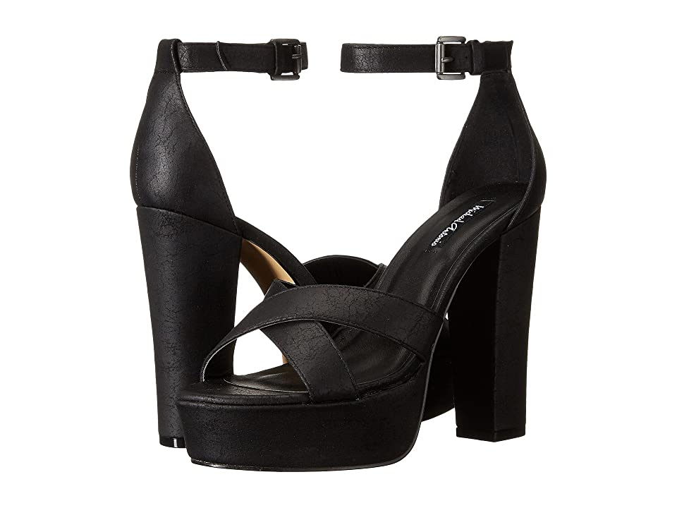 Michael Antonio Tulip (Black) High Heels
