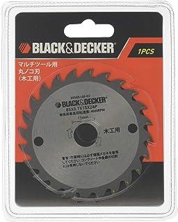 ブラックアンドデッカー 木工切断チップソー24P 85mm CB24T