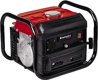 comprar comparacion Einhell 4152530 Generador Electrico TC-PG 1000 con Sistema AVR (Regulacion Automatica Voltage) Potencia 800 w, Rojo