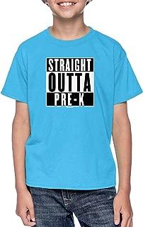 Straight Outta Pre - K - Pre School Youth T-Shirt