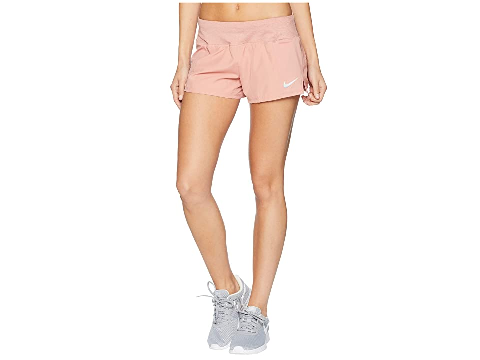 Nike Dry Short Crew 2 (Rust Pink) Women