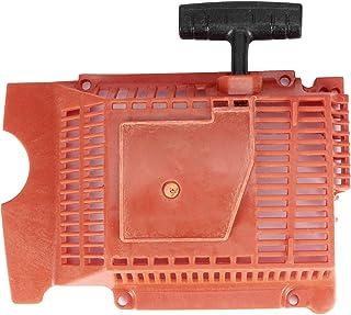 Omabeta Arrancador de Retroceso de Repuesto Arrancador de Retroceso Conjunto de Arranque de Retroceso Resistente al Desgaste para Motosierra eléctrica 181281288 288XP