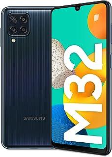Samsung Smartphone Galaxy M32 con Pantalla Infinity-U FHD sAMOLED de 6,4 Pulgadas, 6 GB de RAM y 128 GB de Memoria Interna...