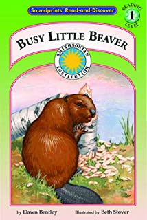 Busy Little Beaver - a Smithsonian Atlantic Wilderness Adventures Early Reader Book (Read and Discover, Level 1)