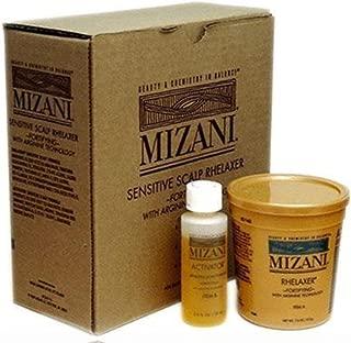 affirm sensitive scalp relaxer kit