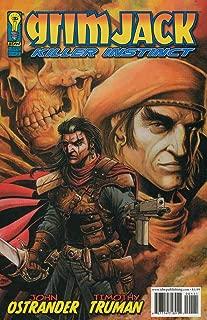 Grimjack: Killer Instinct (2005) #1