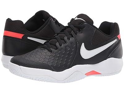 Nike Air Zoom Resistance (Black/White/Bright Crimson) Men