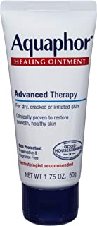 Aquaphor Healing Skin Ointment Advanced Therapy, 1.75 oz (Pack of 2)