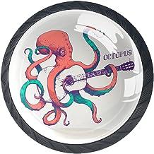 Lade handgrepen Pull voor thuis keuken dressoir garderobe,Octopus gitaar