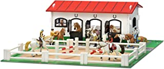 exkl. Zubeh/ör Unbekannt Kids Globe Pferdebox pink 610206