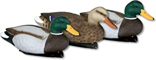 Image of Flambeau Outdoors 5900MSU Masters Series Extreme Mallard Duck Decoys 3-Pack Hunting Decoys