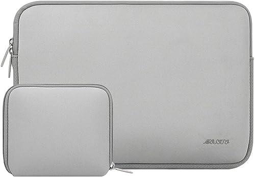 MOSISO Laptop Sleeve Compatible with 13-13.3 inch MacBook Pro, MacBook Air, Notebook Computer, Water Repellent Neopre...