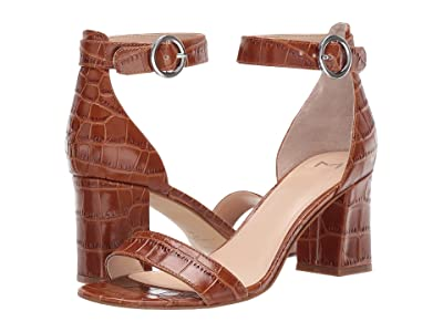 Marc Fisher LTD Karlee (Brown Croco) Women