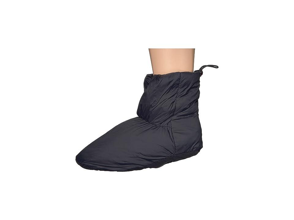 Hunter Original Chel Down Filled Boot Sock (Black) Crew Cut Socks Shoes