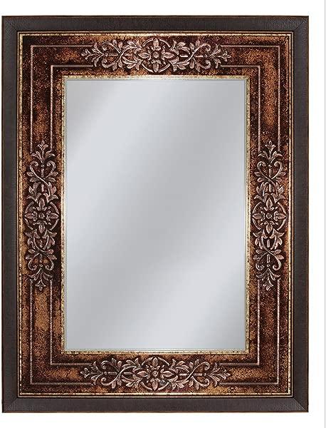 Head West Genoa Mirror 27 Inch By 35 Inch