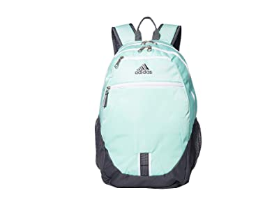 adidas Foundation V Backpack (Clear Mint/White/Onix) Backpack Bags