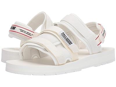 Palladium Outdoorsy (Star White) Shoes