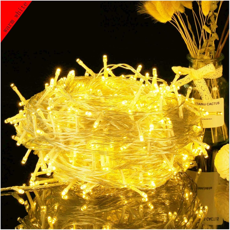 LIFEIYAN Led String Lights 10M~600M 100 8 Same day shipping Max 64% OFF LEDs LEDs~6000 Mode IP