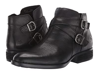 Born Ozark (Black Full Grain Leather) Women