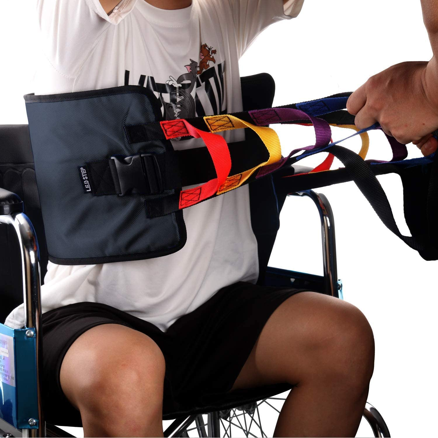5 popular Patient Lift Sling Max 82% OFF Heavy Duty Movement Padd Transfer for