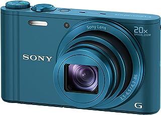 ソニー Cyber-shot DSC-WX300(L) ブルー