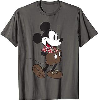 Disney Mickey Mouse Lederhosen Oktoberfest Costume T-Shirt