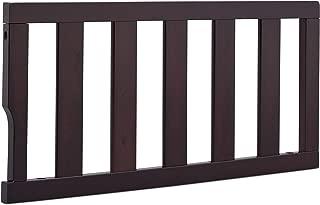 Delta Children Bennington Elite Toddler Guardrail #550725, Dark Espresso