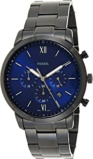 FOSSIL Reloj Analógico para Hombre de Cuarzo FS5698