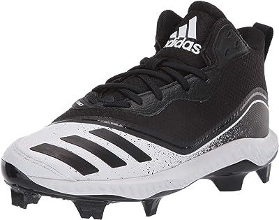 adidas Men's Icon V Bounce Mid TPU Baseball Shoe