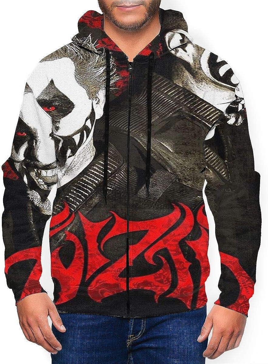 RobinEllis Twiztid 人気ブランド多数対象 Mens Hoodie 驚きの値段で Sweatshirt Jacket Autumn Full-Zip
