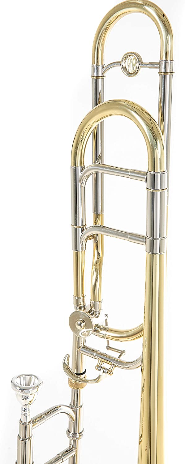 Roy Benson MOD.TT-220 BB//C Lacquered Finish Trombone with Light Weight Form Shaped Case