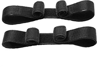 WPHMOTO Pair Replacement Straps Fastener Belts for Hover Kart HoverCart Go Kart Seat Attachment
