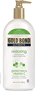 Gold Bond Ultimate Restoring & Vitamin C Green Tea 13 Ounce