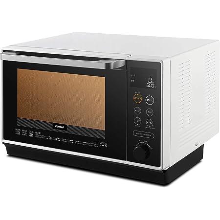 COMFEE' オーブンレンジ 25L インバター付き レンジ・グリル・オーブン 多機能加热 自動メーニュー 簡単操作 【全国対応】【1年保証】CFM-BA251